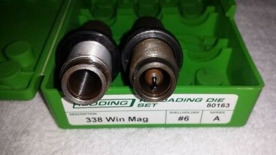 Redding  Die Set 338VM