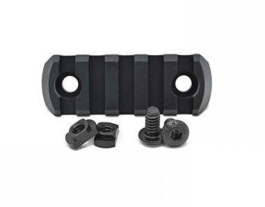 Picatinny accessory rail TAC A1