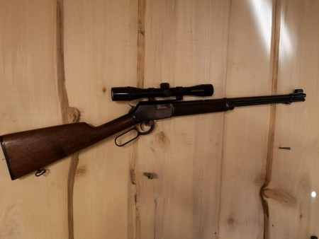 Winchester Lever Action .22 WinMag