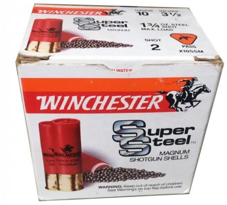 Winch. Super Steel 10/89 US2 - 25 pk
