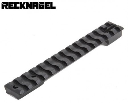 Picatinny skinne Recknagel for Mauser M98