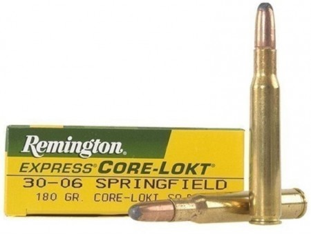 Remington 30-06 Core-Lokt 180grs - 20 stk