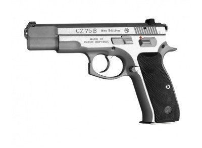 CZ 75B STAINLESS New Edition 9mm