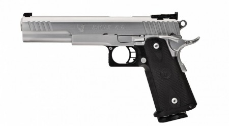 "STI Eagle 9x19 6"" Chrom (2011)"