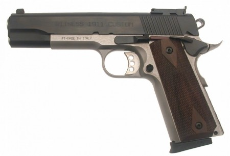 Tanfoglio Witness 1911 Sp.C 45