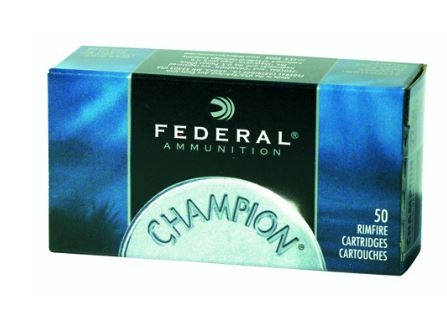 Federal 22Lr Solid 40grs Std.