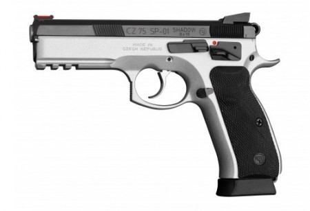 CZ 75 SP-01 Shadow Dualtone 9mm