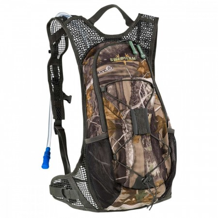 SWEDTEAM Tracker Camo Camelback