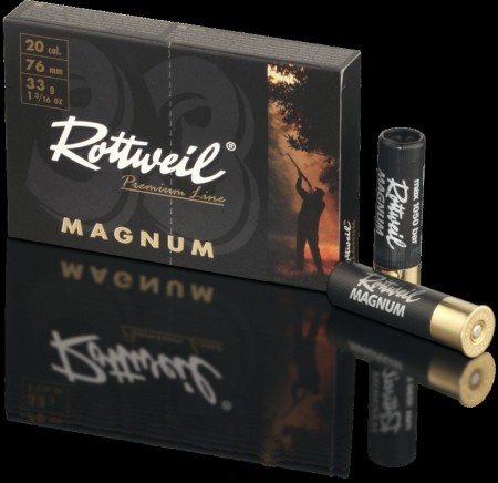 Rottweil Magnum Bly 20/76 33g