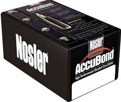 6,5mm Nosler AccuBond 130grs - 50 stk
