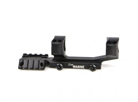 Warne R.A.M.P Tactical Mont. Sort