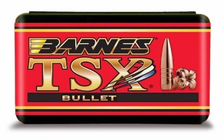 Barnes 6,5mm TSX Bullets 120 Grs Tsx Bt