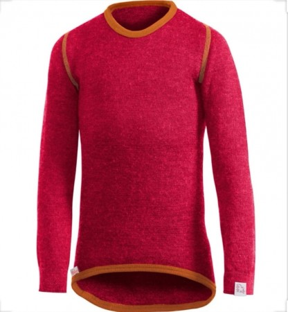 Woolpower Genser Red