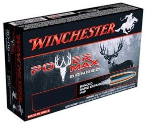 Winchester 308W Power Max 180grs - 20 stk