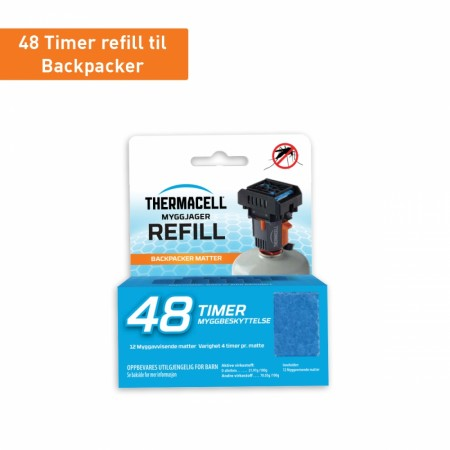 Refill 48t, Thermacell Backpacker