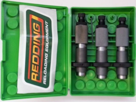 Redding Deluxe Die Set 6mm XC