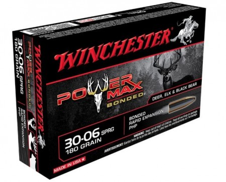 Winchester 30-06 Power Max 180grs - 20 stk