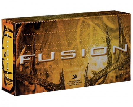 Federal 338 Win Mag Fusion 225grs - 20 stk